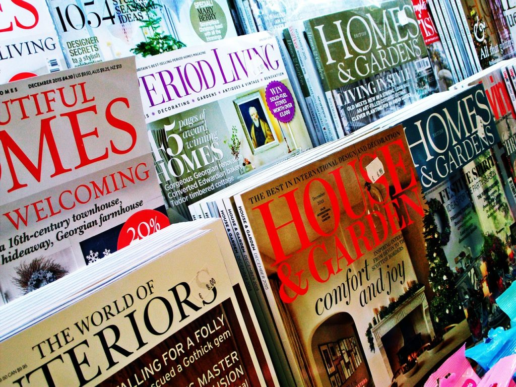 Wat is jouw favoriete tuin magazine?
