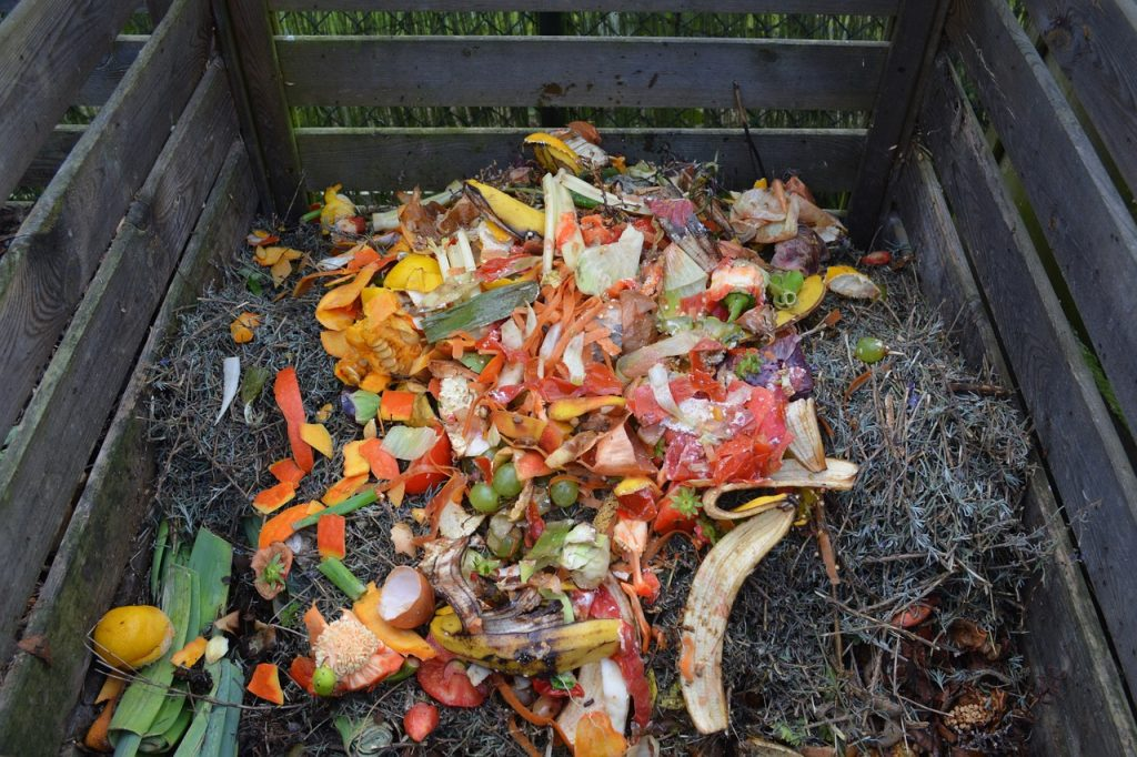 Mogen alle etensresten op de composthoop? Wat mag er NIET op de composthoop?
