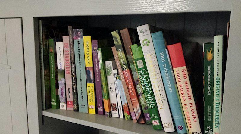 Favoriete Tuinboeken onder 15 euro