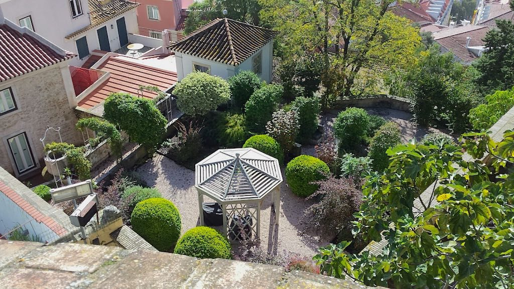Hoe kan je een kleine tuin groter laten lijken?