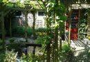 De tuin van Hans (90m²)