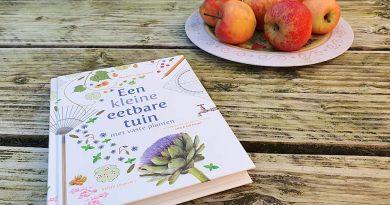 Boek review Een kleine eetbare tuin met vaste planten