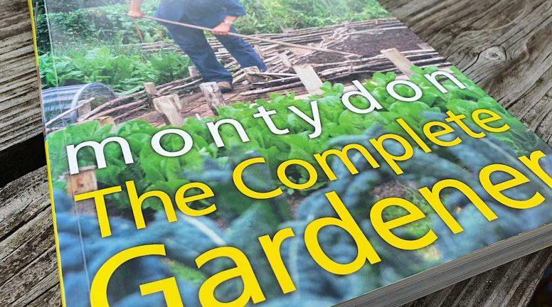 Boekreview - The Complete Gardener (Monty Don) recensie
